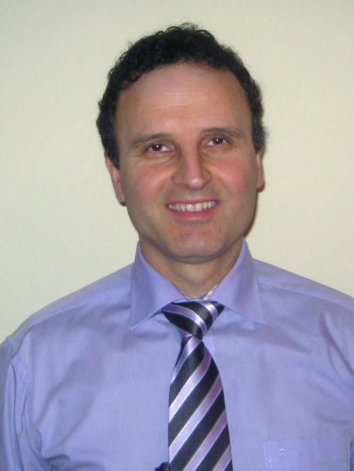 Pastor Michael Spät
