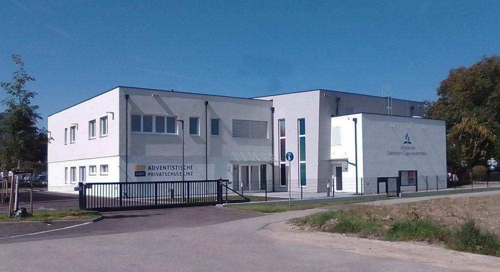 Unser neues Gemeindezentrum im Linzer Stadtbezirk Neue Heimat